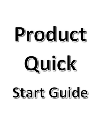 Product Quick Start Guide-jiyi
